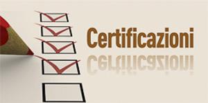certificazioni300
